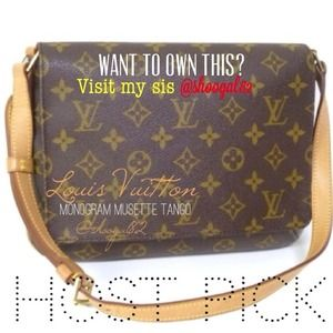 Authentic Louis Vuitton! 