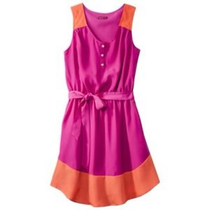 ❤ Host Pick 9/4 ❤Fuchsia sleeveless dress. NWT.