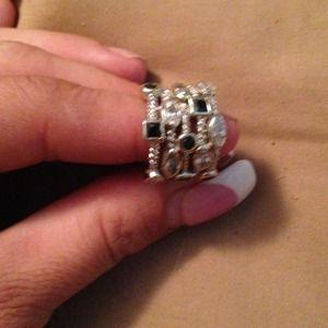 38 off jewelry david yurman inspired cable wrap ring for David yurman inspired jewelry rings