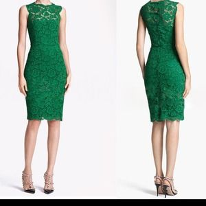 Gorgeous lace sheath