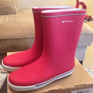 Size 42 EUR Tretorn Skerry Wellies NWT