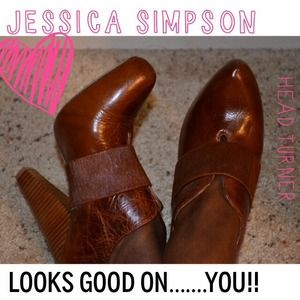 Jessica Simpson Boots - 🎀RESERVED FOR @AKYMERON🎀