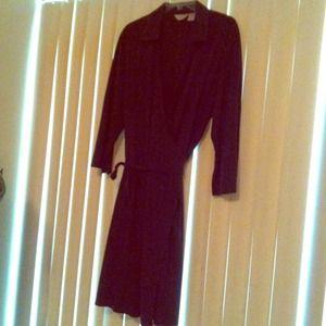 J. Jill wrap dress