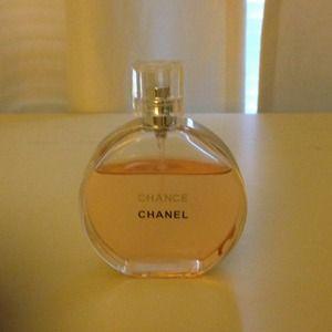 Chanel Chance Au De Toilette
