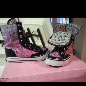 Baby Phat kids shoes!