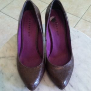Madden Girl by Steve Madden Shoes - $19 TODAY! MADDEN GIRL tope/light brown heels!