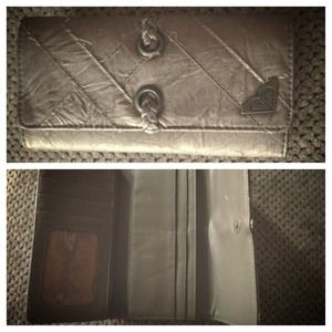Bronze Roxy wallet