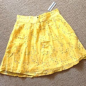 Tulle Dresses & Skirts - NWT Bright Yellow Tulle Confetti Skirt