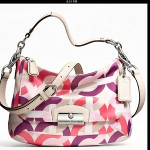 🆕🆕NWT Orig Coach  Kristin Cross body & Wallet 🌷
