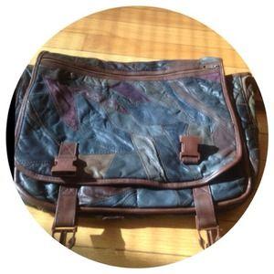 Handbags - Retro Brief Case