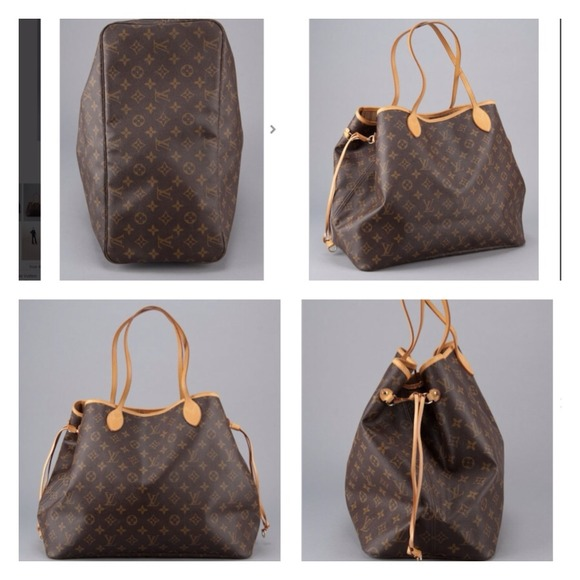 Louis Vuitton Handbags - Louis Vuitton Neverfull GM Monogram XL Tote PayPal ed71b0a8ef9ab