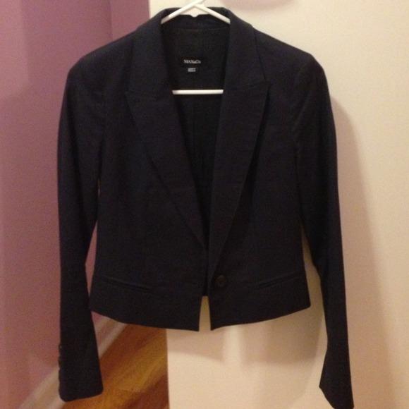 new arrival de657 bc4b8 Max&Co blazer (navy blue)