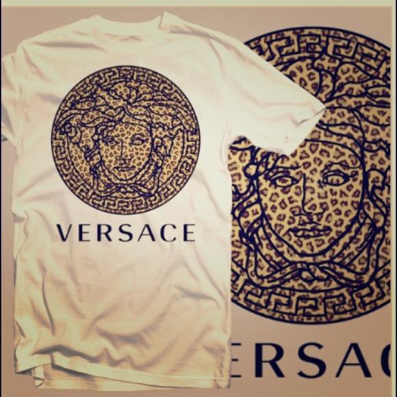 authentic versace t shirt