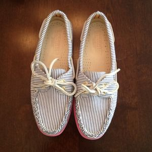 Top sider for Jcrew sperrys