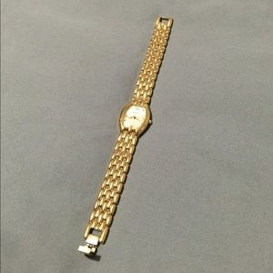 Pulsar Accessories - Gold Plated Pulsar Women's Watch
