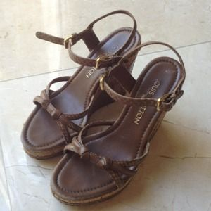 Louise Vuitton sandals