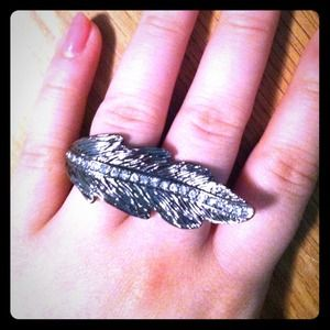 Feather Ring #2