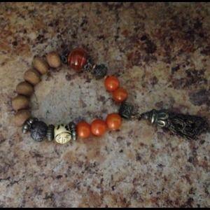 Jewelry - Stretch bead bracelet.