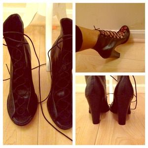Every girl loves shoes!