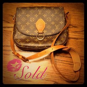 ❤HOST PICK 8/13❤Authentic Louis Vuitton St. Cloud