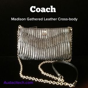 HOST PICKCoach Madison Gathered Crossbody