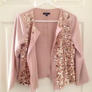 GAP Jackets & Blazers - Sequin Blazer