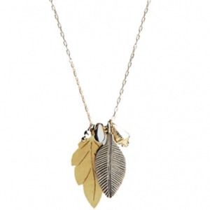 Maya Brenner Jewelry - RESERVED! Maya Brenner Charm Necklace
