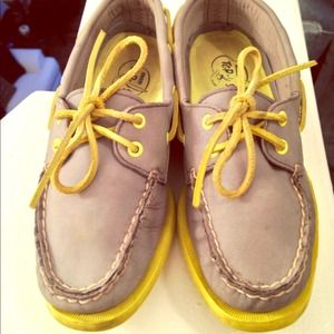 Sperry Top Sider women's boat shoes size 7