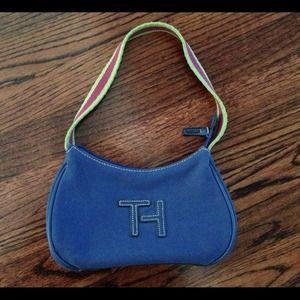 Tommy Hilfiger Handbags - TOMMY HILFIGER casual denim purse
