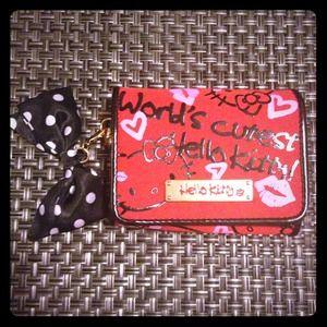 🚫SOLD🚫 Hello Kitty Wallet