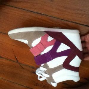 Rampage sneaker wedge