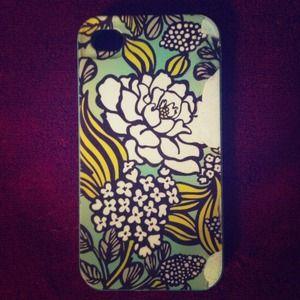 Vera Bradley phone case!