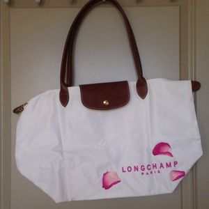LIMITED EDITION New Longchamp Large Tote Bag