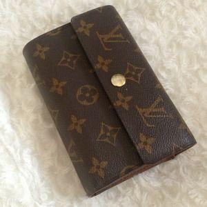 authenticLouis Vuitton wallet!!!
