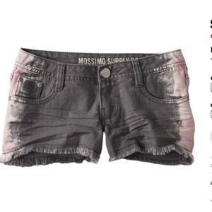 Mossimo Pants - 📛Mossimo size 9 gray shorts.