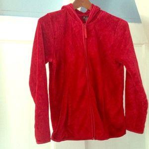 Red ❤❤ SUPER SOFT ❤❤ sweatshirt!