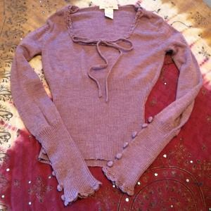 Free People cuuute knit sweater!!!