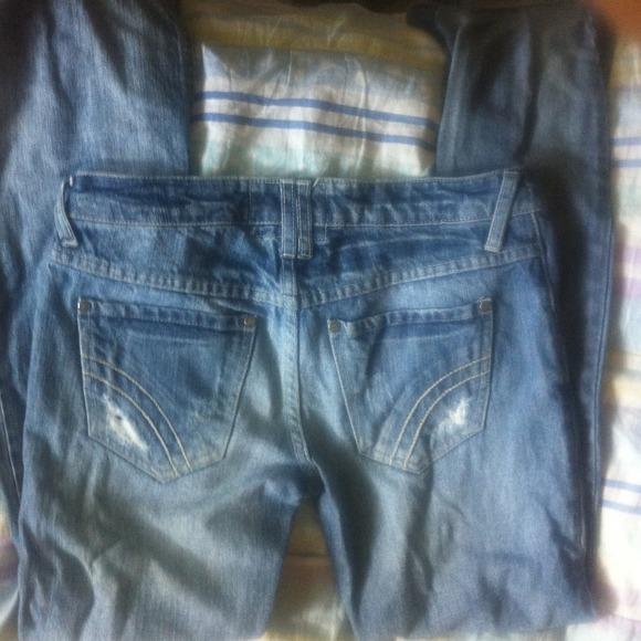 American Rag Denim - Distressed jeans