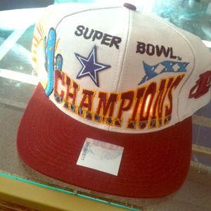 Vintage Super Bowl SnapBack