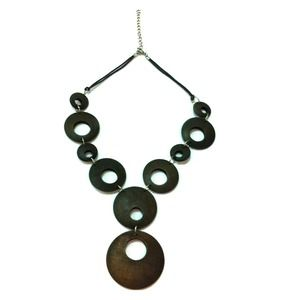 Accessories - Wooden necklace