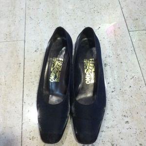 Authentic Ferragamo Heels get two designer pairs