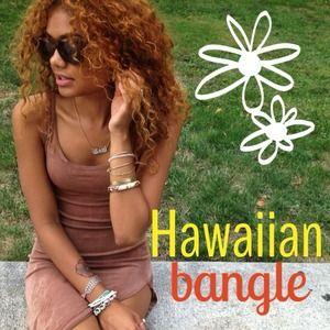 Accessories - Hawaiian Bangle