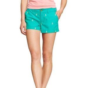 ⬇FINAL REDUCTION Seahorse Shorts
