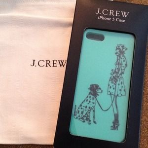 J Crew iPhone 5 Case❤