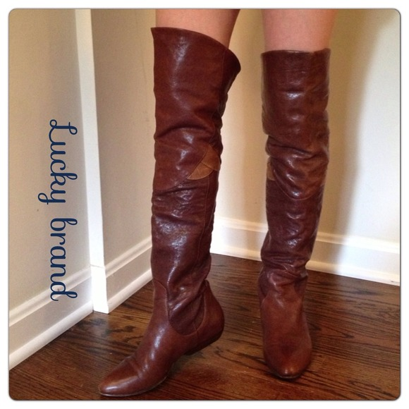 59% off Lucky Brand Boots