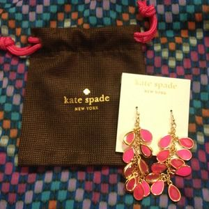 HP Kate Spade Earrings