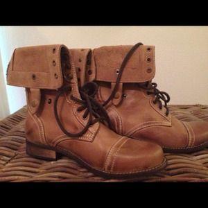 Diba Brand New Military Boots