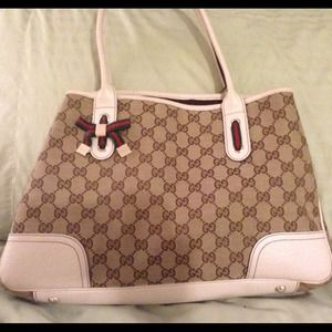  Authentic Gucci Tote