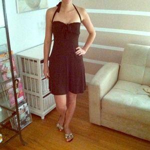 Chocolate brown dress 💕