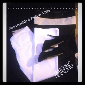 🔱Abercrombie & Fitch Pants Great Condition SZ 4🔱